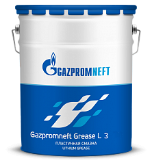 Gazpromneft Grease L 3